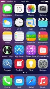 new ios8 screenshots leaked 9to5mac how to take screenshot on iphone without home and power button