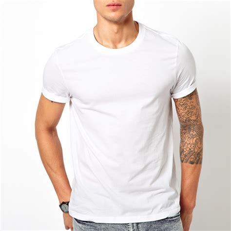 Kaos Get High 01 wholesale cheap plain white t shirt china buy white t