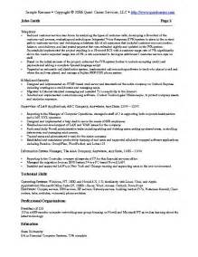 Technical Skills Exles For Resume by Sle Resume Exle 3 It Resume Software Development Resume Technical Resume