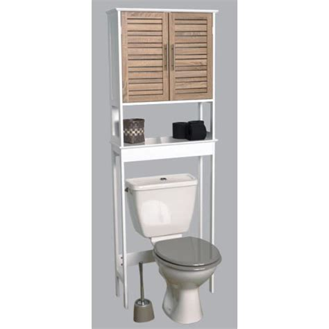 Meuble Derriere Wc by Etagere Bois Toilette