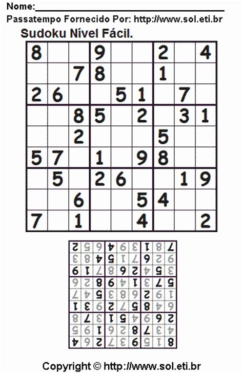 sudokus para imprimir sudoku onlineorg sudoku para imprimir ideal para refor 231 o de matem 225 tica