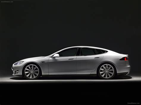 Tesla S Tesla Model S 2013 Car Wallpaper 15 Of 30 Diesel
