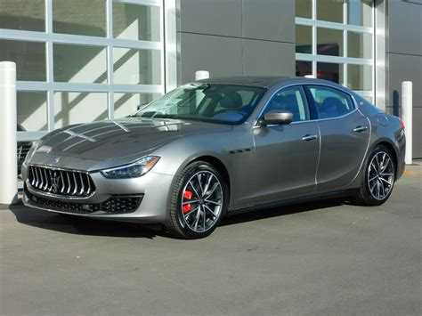 maserati q4 msrp new 2019 maserati ghibli s q4 4dr car in salt lake city