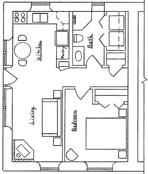 apartment plan earthbag house plans