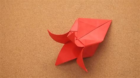 How Do You Make An Origami Flower - 3 easy ways to make an origami flower wikihow