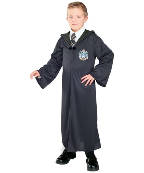 harry potter costume harry potter slytherin robe costume boys costumes