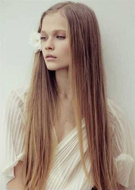20 hairstyles for long thin hair herinterest 15 inspirations of long hairstyles straight thin hair