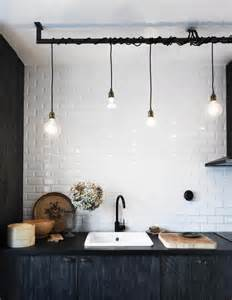 hanging kitchen lights light bulbs livvyland fashion style by