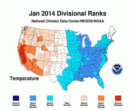 us weather map january us weather map of january 2014 drought west and