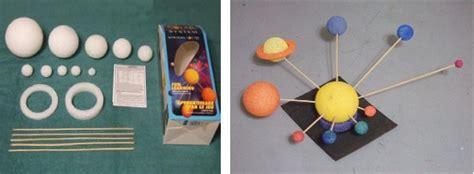 solar system project kits floracraft solar system kit think crafts by createforless