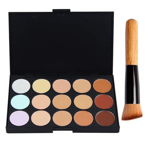 color concealer 15 colors concealer palette camouflage contour face cream