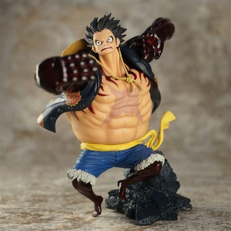 anime one original gear fourth monkey d luffy sc scultures banpresto 16cm pvc