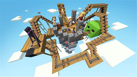 mind craft for mojang announces plans for minecraft realms at e3