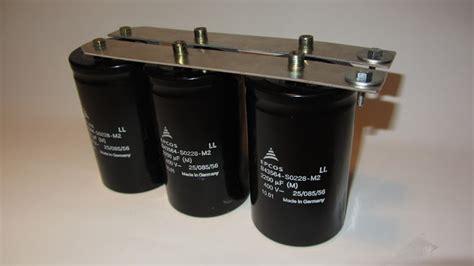 railgun capacitor bank do it yourself gadgets railgun experiment
