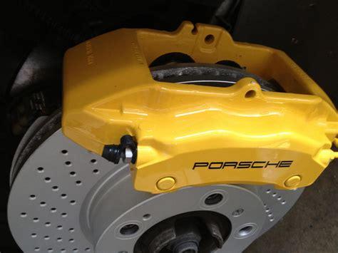 yellow porsche lil yellow calipers rennlist porsche discussion forums