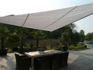 beschattung terrassenüberdachung chestha sonnensegel design terrasse