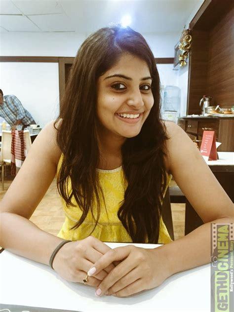 aym actress manjima mohan latest photoshoot gethu cinema