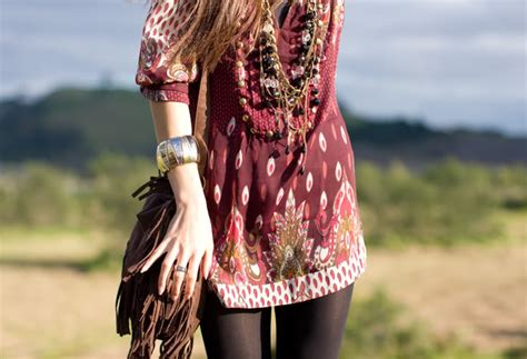 bohemian style boho fashion thoughts