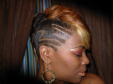 Weave Mohawk Hairstyles by How To Do A Mohawk With Weave Mohawk Braid Hair N Stuff