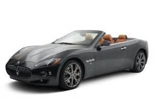 Maserati Convertible Used 2016 Maserati Granturismo Convertible