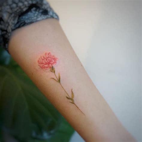 october flower tattoo 25 beautiful birth flower tattoos ideas on