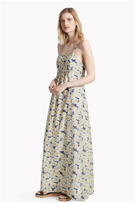 Printed Day Dresses by Vintage Bloom Printed Maxi Dress Day Dresses Great Plains
