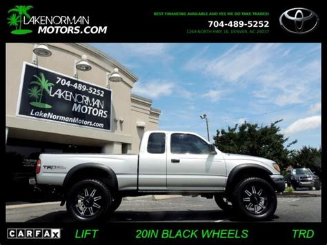 Toyota Of Lake Norman Used 2003 Toyota Tacoma V6 2dr Xtracab 4wd Sb In Denver Nc