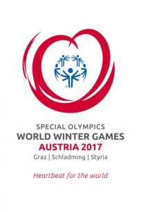2017 Logo Colors logo visual special olympics world winter games 2017