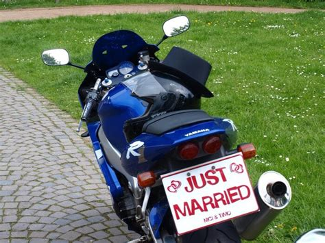 Hochzeitseinladung Motorrad by Motorrad Hochzeit Tipps Zum Schm 252 Cken