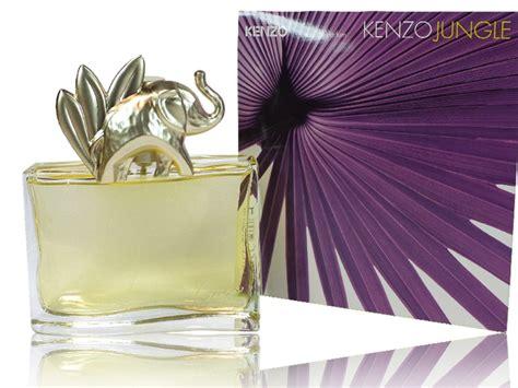 Ken Maxi Elephant Coklat parfum kenzo jungle