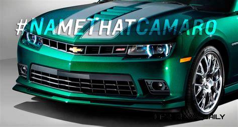 chevrolet sema cars lineup includes blacked  impala ss