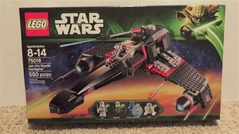 Genuine 75018 Lego Wars Special Forces Trooper Figure Min lego wars jek 14 s stealth starfighter 75018