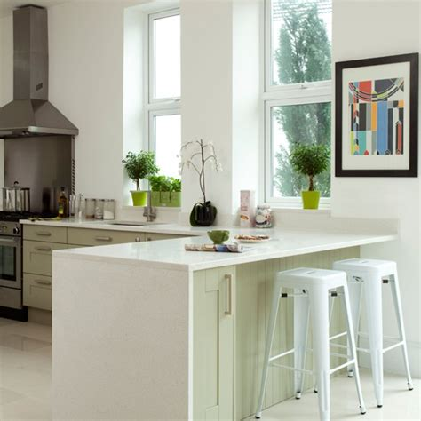 Pale Green Kitchen Cabinets by Blog Achados De Decora 231 227 O Decora 199 195 O De Cozinhas Id 201 Ias