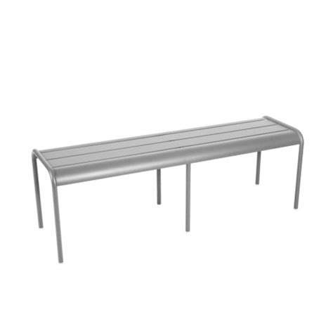 Banc Fermob Luxembourg by Banc Luxembourg De Fermob Gris M 233 Tal