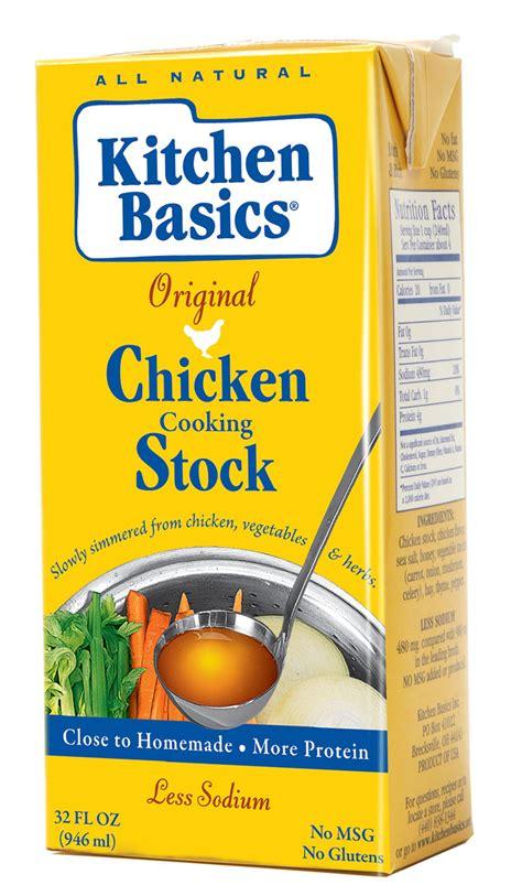 kitchen basics milk free