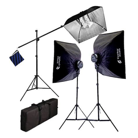 Softbox Lighting Kit vl 9026s 2bkit