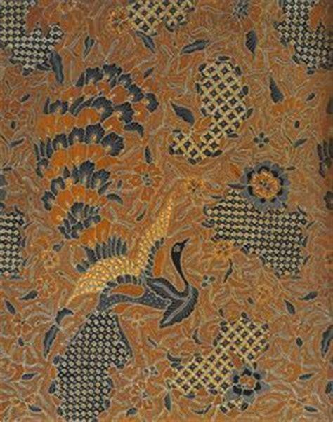 Batik Tulis Prada motif dayak indonesia ethnic