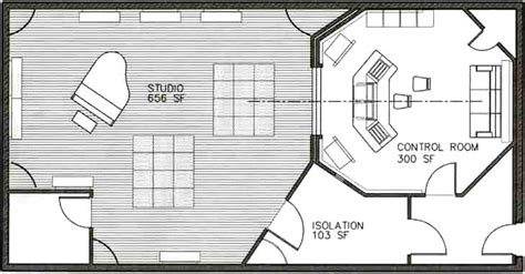 music studio floor plans stunning recording studio floor plans 726 x 379 183 60 kb