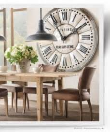 large kitchen wall clocks foter