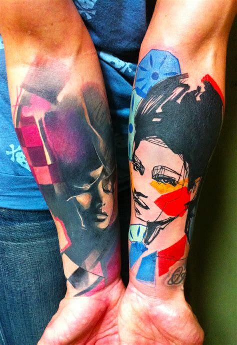 ivana tattoo with artist ivana belakova tat2x