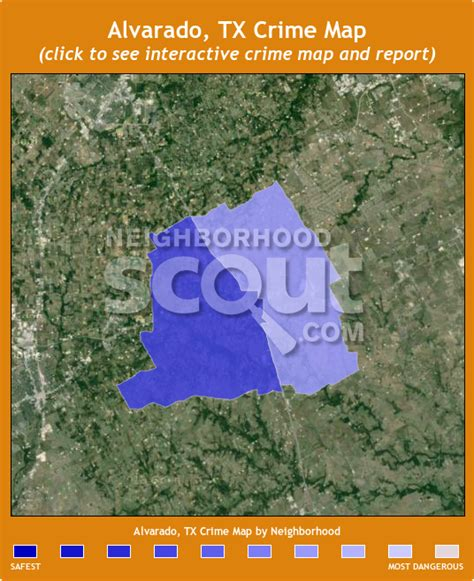 where is alvarado texas on the map alvarado 76009 crime rates and crime statistics neighborhoodscout