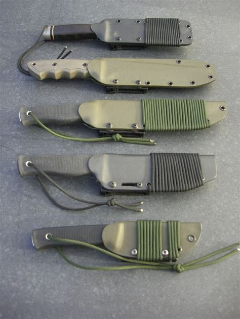 kydex sheaths photos made some new kydex sheaths kydex