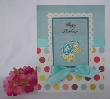 Exles Of Handmade Cards - handmade birthday card idea with exles of handmade cards