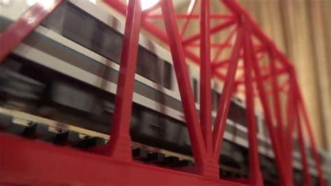 Fogl N Max V2 nゲージ 221系 鉄橋を通過 実音