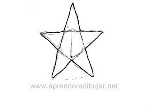 imagenes para dibujar a lapiz estrellas como dibujar una estrella youtube