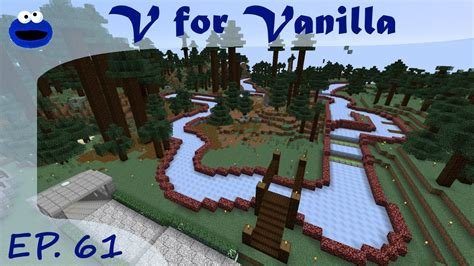 minecraft boat track ice boat race track ep 61 minecraft v for