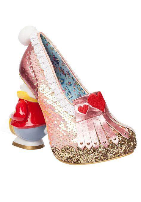 Sandal Rabbit White white womens heels ha heel