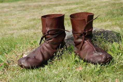 viking warrior boats viking shoes hedeby 10th c by nimpsu on deviantart