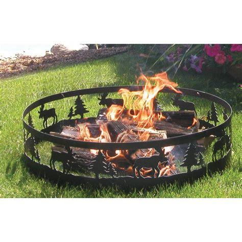 backyard fire ring cobraco 174 moose c fire ring 175257 fire pits patio