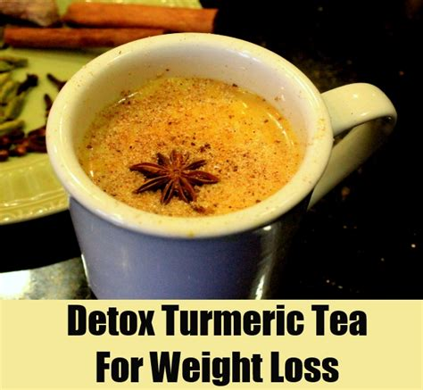 And Turmeric Detox Tea by 9 Easy Detox Drink Recipes For Cleansing And Weight Loss